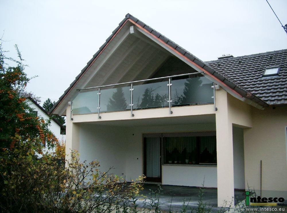 balkongel nder balkongel nder glas 0214 intesco s r o. Black Bedroom Furniture Sets. Home Design Ideas