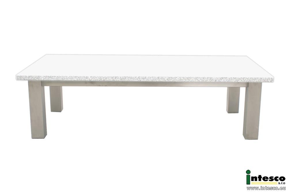 tische granit couchtisch edelstahl granit intesco s r o. Black Bedroom Furniture Sets. Home Design Ideas